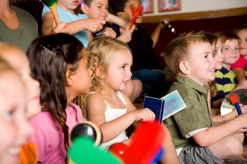 Preschool Children Series