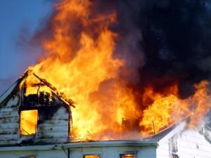 California Fire Damage