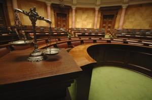 Military Court LA